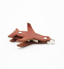 Novelty Leather Airplane Shaped USB Flash Drive Usb Stick 4GB 8GB