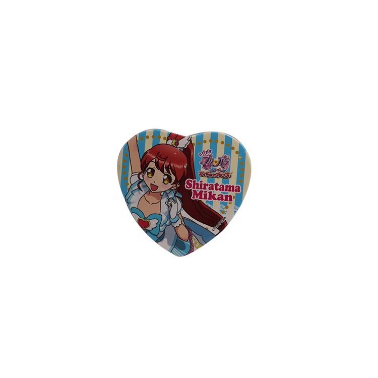 Сердце высокое качество дешевый логотип на заказ pin Горячая Распродажа Кнопка значок