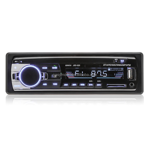 JSD - 520 Car MP3 Player Bluetooth 2.0 FM Radio Stereo Receiver