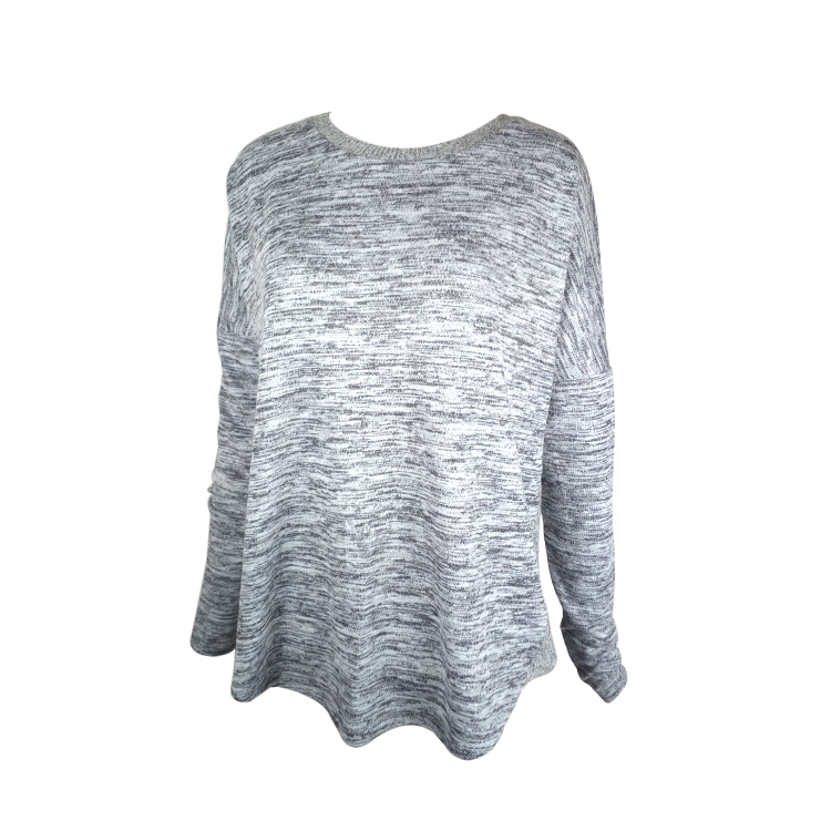 WANTAI brand wholesale summer sweaters dress long sleeve casual loose