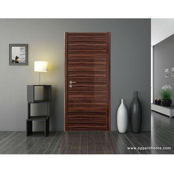 guangzhou fabricant placage bois conception de la porte intrieure porte de la salle