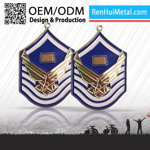 Manufacturer wholesale customized personalized race medal