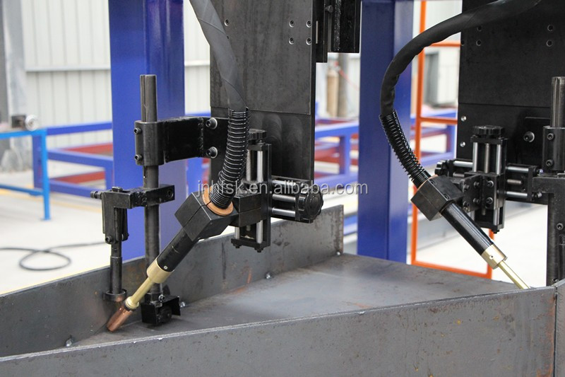 Variable Profile Beam Automatic Welding Machine