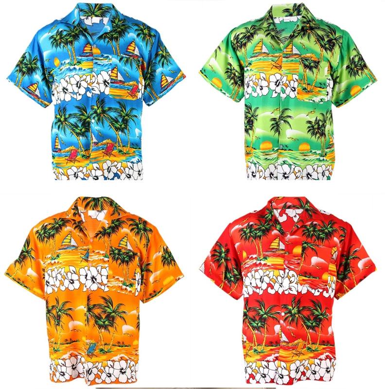 Mens Hawaiian Aloha Shirt Sublimation Printing Casual Shirt Buy Hawaiian Aloha Shirt Wholesale,Hawaiian Aloha Shirt,Sublimation Printing Casual