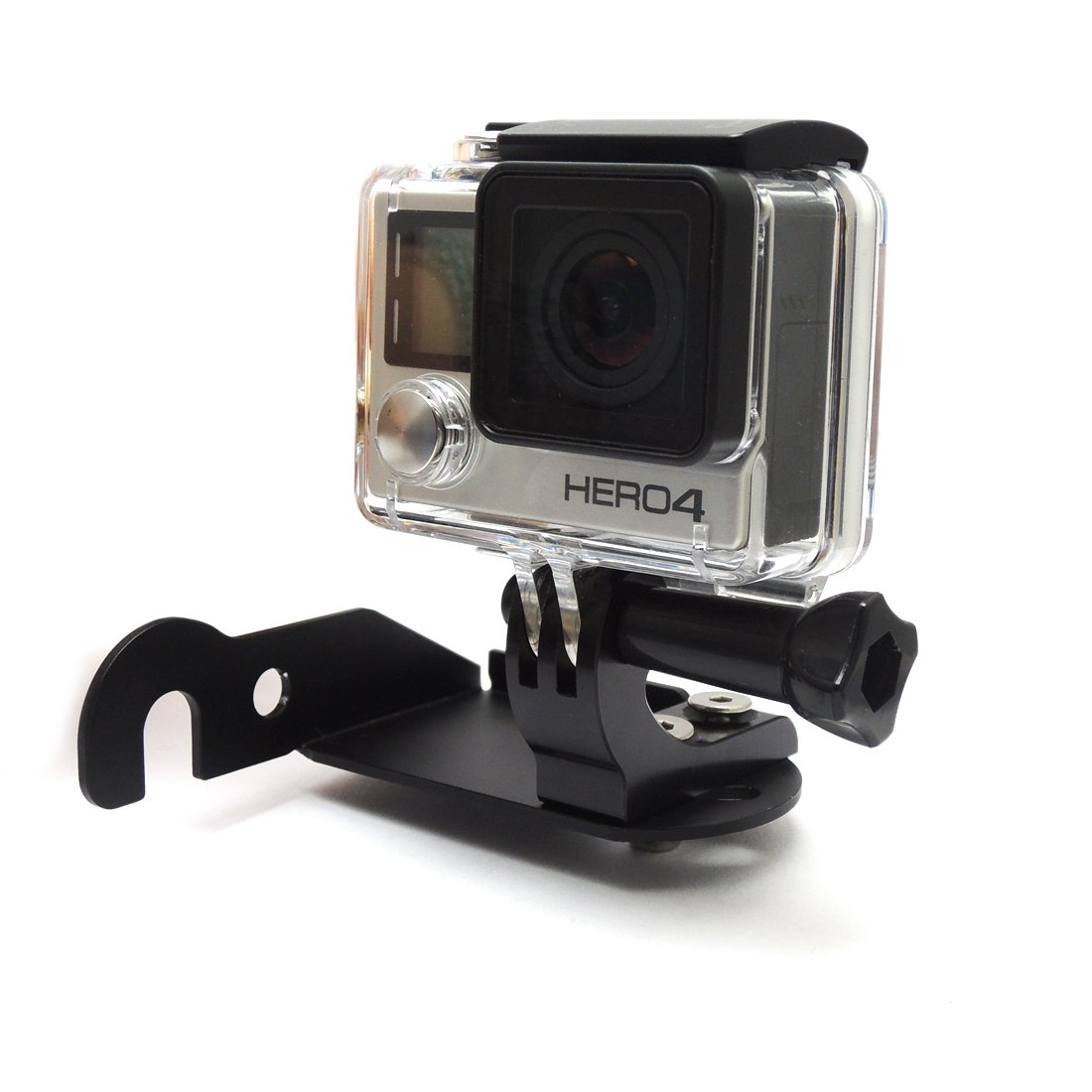 GoPro Front Bracket for BMW R1200GS LC and LC Adventure 2013-2015 2016 Black