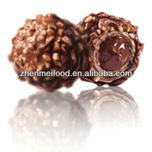 fuentes de chocolate peanuts coated chocolate