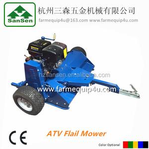 ATV120 Flail Mower, Flail Mulcher for atv utv attachment