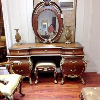 Antique Makeup Vanity Dressing Table Wholesale Large