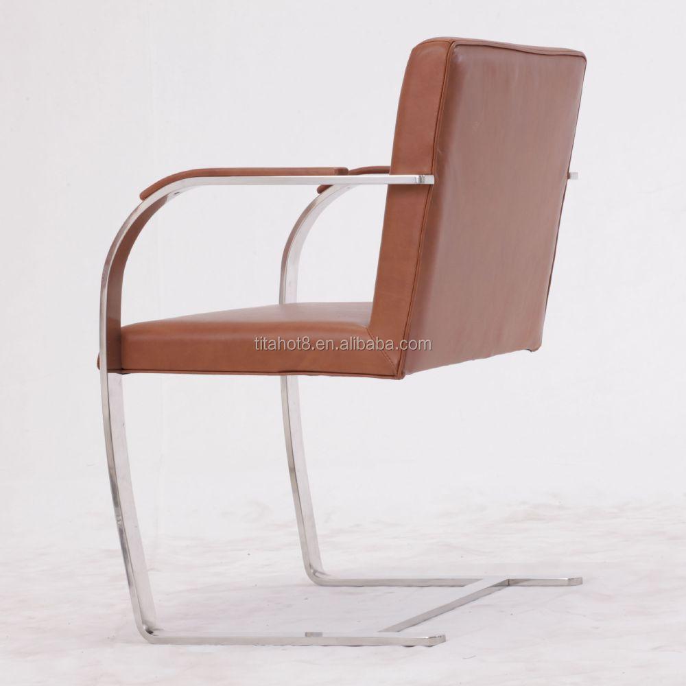 Mies Brno Chair design ludwig mies van der rohe brno chair office chair heated