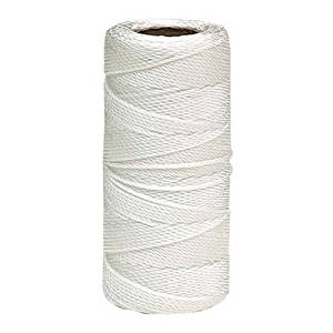 Lehigh Group NST1814W Nylon Seine Twine, 225', White