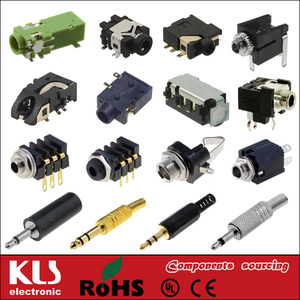 Good quality DC power jack for hp UL CE ROHS 260 KLS