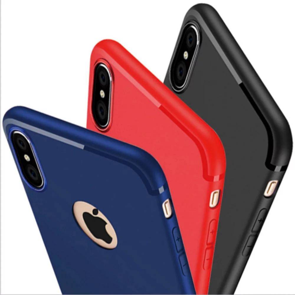 For iphone X mobile phone case, ultra-thin TPU frosted soft shell anti-fall protection <strong>cover</strong>