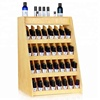 Counter Wood Acrylic Essential Oil Display Stand Rack