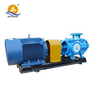 Centrifugal Horizontal Multistage High Pressure Steam Circulating Boiler Feed Water Pump