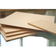 6mm 8mm 9mm MDF HDF for the wood flooring usage