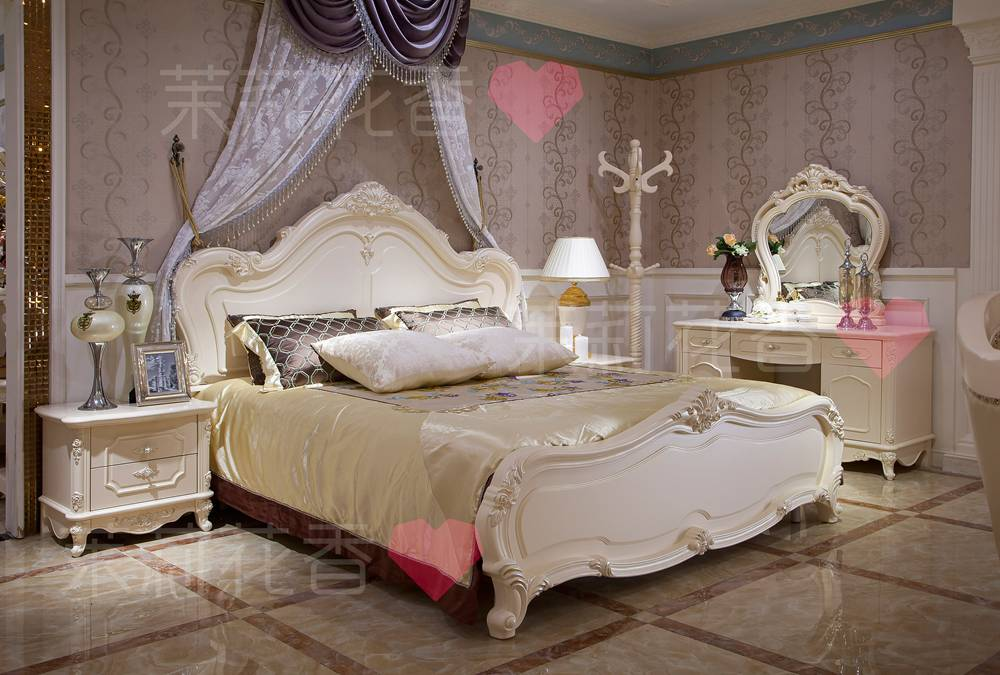 French Style White Bedroom Furniture French Style White Bedroom