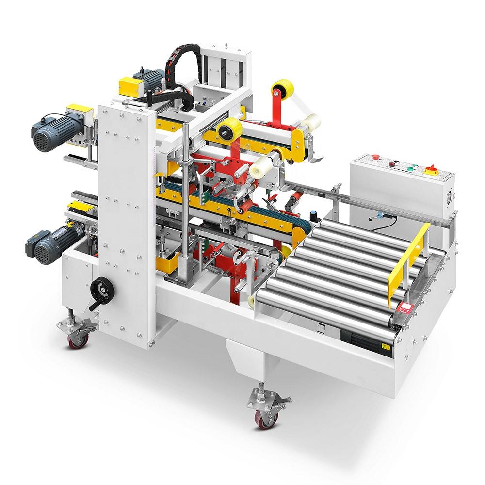 1afa63bd4b6 Corner Uline Packing Tape Sealing Carton Edges Box Sealer Machine ...