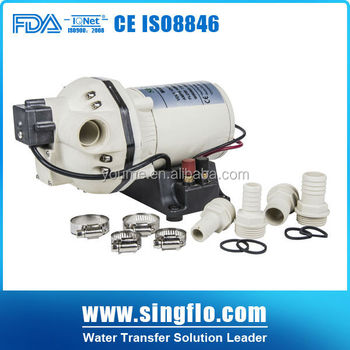 Singflo high quality 40PSI,35LPM 12 volt fuel transfer pump/urea pump/UREA & AUS32 pump