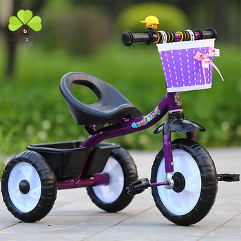 Hot Baby Rid On Car Tricycle Bike Children Car Carrier Walker Baby