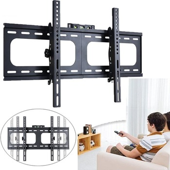 2019 Best VESA 600*400 26-75 Inch TV Stainless Tilt 180 Degrees Swivel Full Motion TV Wall Mount