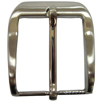 35mm Nickle Brush Metal Belt Buckles