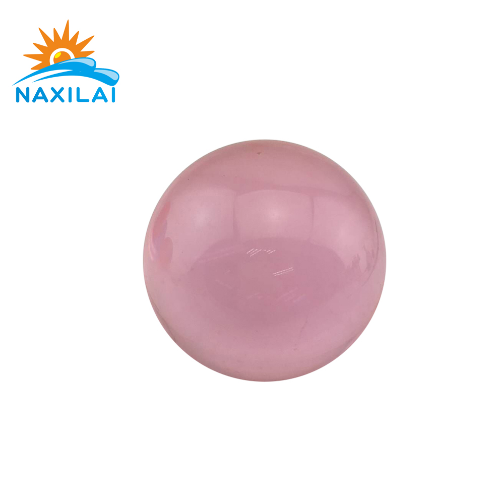 Pink Plexiglass Acrylic Ball with High Quality