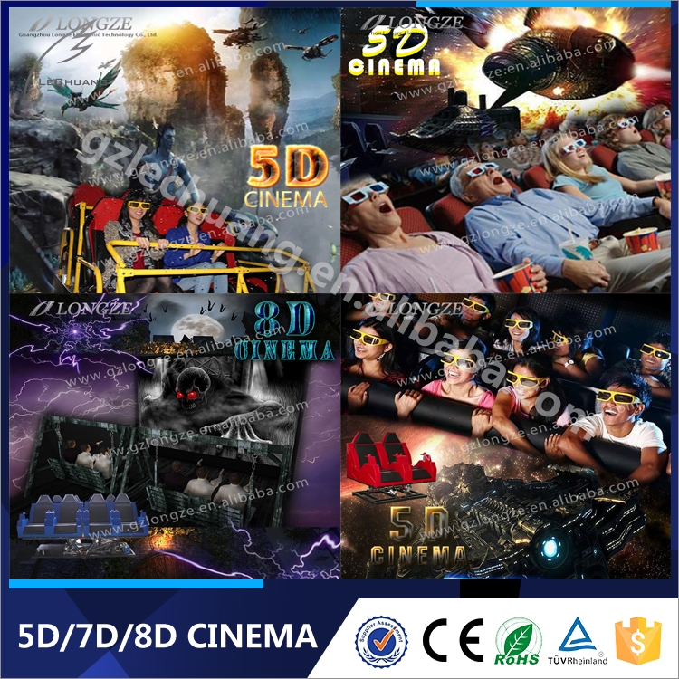 Hot Attractive Hydraulic/Electronic Indian Kino Hot Sale 12D Cinema 12D Theater