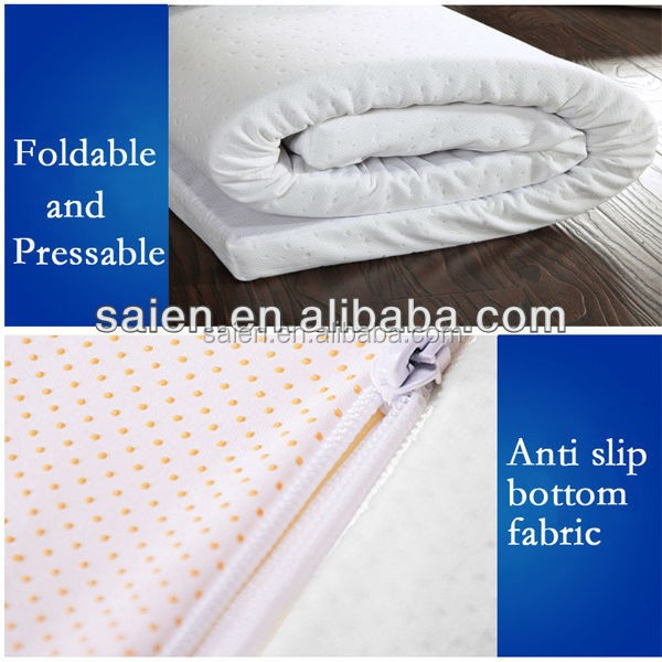 Usa Cooling Gel Folding Foam Single Bed Mattress Price