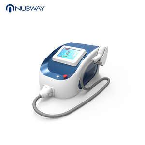 2018 new advanced laser epilator/ portable diode laser hair removal/ laser hair removal with 808nm diode laser
