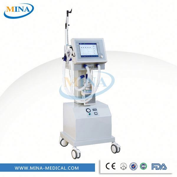 MINA-V005 heat recovery ventilators with automatic defrosting