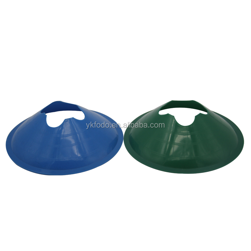 Plastic training speed cone sports coaching soccer cones use for soccer sports training(FD697F)