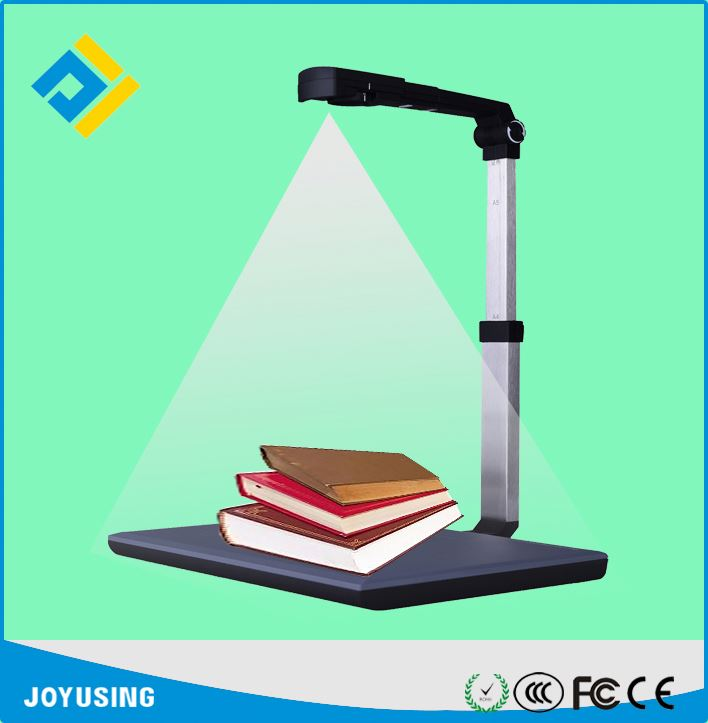 Book scanner price OCR document camera photo scanning