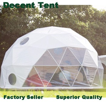 Dia 8m Geodesic Canvas Dome Tent for Party Event Meeting Business Tents & Dia 8m Geodesic Canvas Dome Tent For Party Event Meeting Business ...