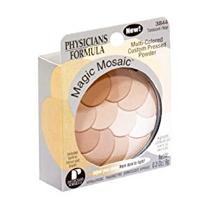 Multi-Colored Pressed Powder by Physicians Formula #17