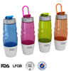pp plastic personalized blue water bottles for children