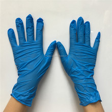 Nitrile Gloves Blue Non Sterile with good quality/Medical Use Cheap Nitrile Glove for Latex Free/Medical Products Best Price
