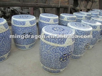 Chinese antique blue and white ceramic garden stool & Chinese Antique Blue And White Ceramic Garden Stool - Buy Antique ... islam-shia.org
