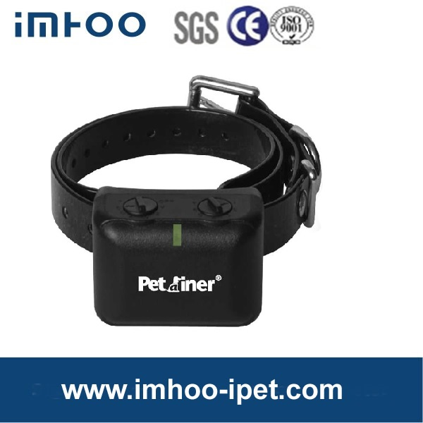 Pet control Anti bark collar control dog trainer collar with charger
