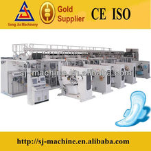 Buy new automatic disposable whisper sanitary pads machine