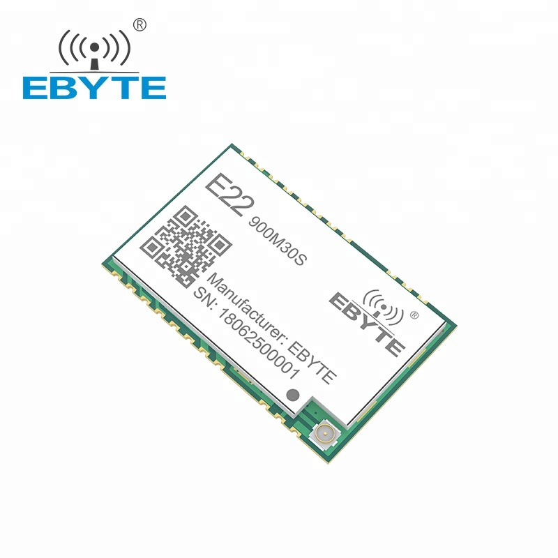 Ebyte 915mhz Sx1262 1w Long Distance Lora Module E22-900m30s Spi  Development - Buy 915mhz Sx1262,Ebyte 915mhz Sx1262,915mhz Sx1262 Lora  Module Product