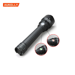 L2 LED USB Outdoor waterproof tactical High Power 4 modes flashlight Torch