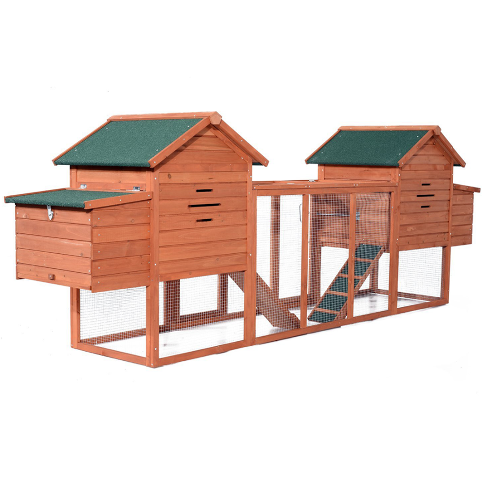New wooden chicken coops Large pet house