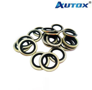 self-centering bonded seal/super seal ring washer