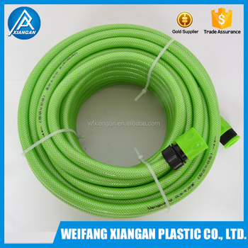 1/2 Inch Reinforced Pvc Garden Hose From China Company