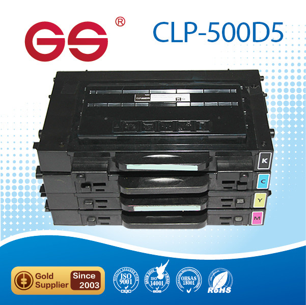Premium Toner Cartridge CLP-500D7K Printer Part for Samsung