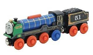 Game / Play Thomas And Friends Wooden Railway - Patchwork Hiro, list, railway, train, set, thomas, tank, engine Toy / Child / Kid