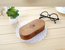 zakka solid wood eye glasses case,glasses box