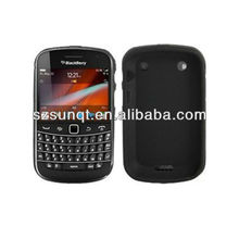 Hot fashion silicone case for blackberry bold 9900