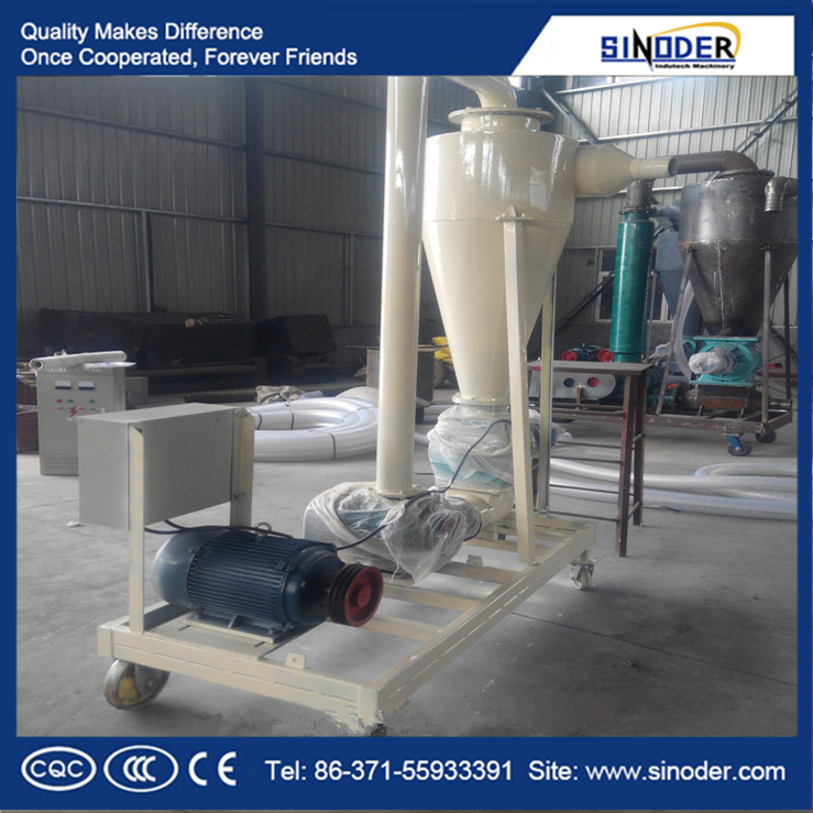 10T/H rice sucking conveyor /grain suction conveyor /groundnut onveyor to for loading and unloading container