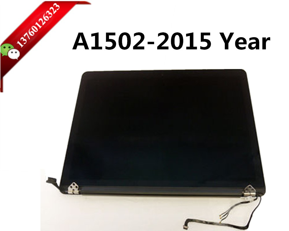 "2015 Year MF839 MF841 New 13.3"" retina display assembly a1502 LCD Screen laptop lcd screen For macbook pro 13"" A1502"